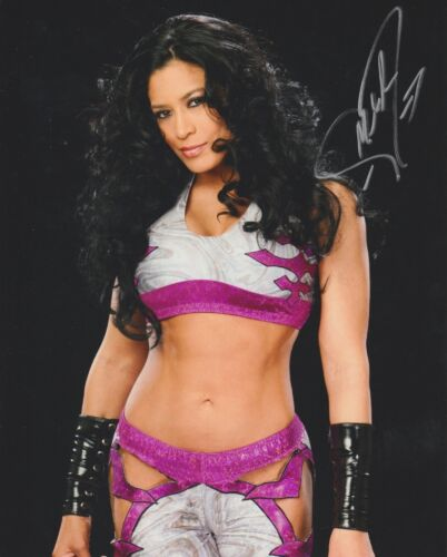 Melina authentic signed autographed 8x10 photograph holo COA