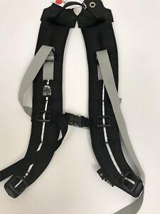 Granite-Gear-Shoulder-Straps-Nimbus-Trace-Core-Small-Regular-Black-New
