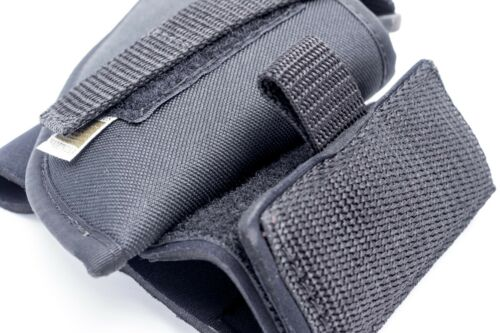 """MADE IN USA Ruger SP101 2/""""Outbags Nylon Neoprene Ankle Holsters"""