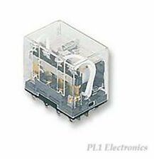 PLUG IN MY4N D2 24DCS 4PCO OMRON INDUSTRIAL AUTOMATION RELAY 24VDC 3A