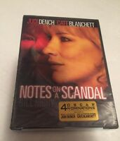 Notes On A Scandal (dvd)new