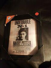 3D Gerahmtes Lentikularplakat Harry Potter Expecto Patronum 20 x 25 cm