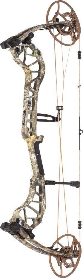 New 2019 Bear Archery Divergent 28  ATA Right Hand Bow 60Realtree Edge Camo