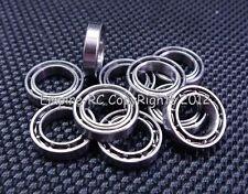 7mm*11mm*3mm 5 pcs MR117zz Mini Metal Double Shielded  Ball Bearings