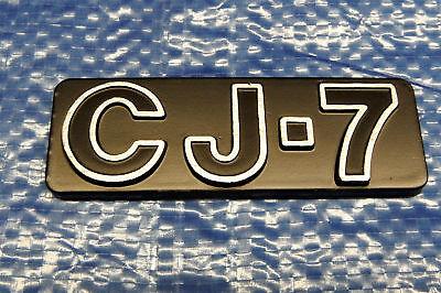 67 66 68 69 70 71 AMC AMX JAVLIN JEEP CJ5 CJ7 WILLY/'S CAUTION FAN SHROUD DECAL