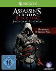 Assassin's Creed IV: Black Flag -- Jackdaw Edition (Microsoft Xbox One, 2014, DVD-Box)
