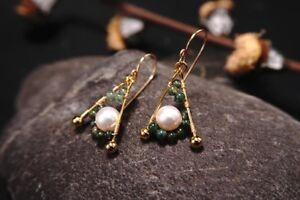 HANDMADE-Genuine-Pearl-Earrings-20203