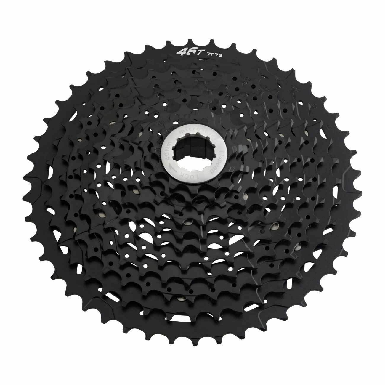 Microshift XCD 11-42t Cassette 11-Speed CS-G113 wide ratio MTB Cyclocross Gravel