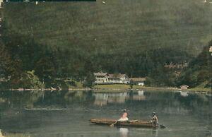 Ansichtskarte Seehaus b. Ruhpolding um 1910  (NR. 815)