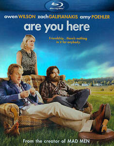 Are You Here (Blu-ray Disc, 2014)