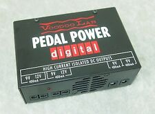Voodoo Lab Pedal Power Digital pedal power supply