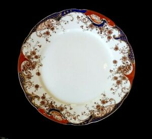 Beautiful-Antique-Doulton-Burslem-Rosamond-Dinner-Plate-Circa-1900-039-s