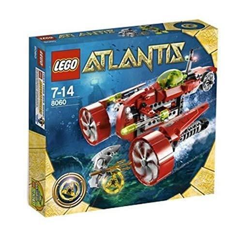 LEGO Atlantis Typhoon Turbo Sub Set 8060