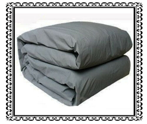 All Weather Heavy Duty 2.2KG Car Cover 2 Layer Waterproof XL Soft Inner Lining