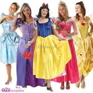 Ladies deluxe disney princess fairytale licensed adult fancy dress image is loading ladies deluxe disney princess fairytale licensed adult fancy solutioingenieria Choice Image