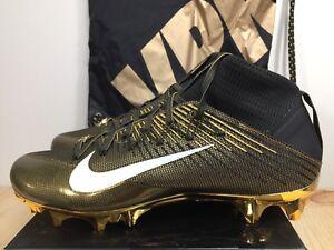 ae1f81f9b9aad Nike Vapor Untouchable 2 LE Size 11 Superbowl 50 Football Cleats ...