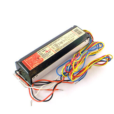 Lutron Hi-Lume Electronic Dimming Ballast RSPCU-4843-277//2