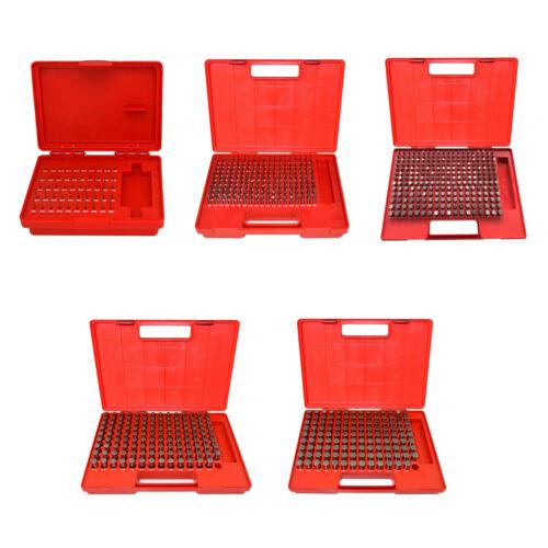 Plug Pin Gage Set All Industrial 551265 Set M0//M1//M2//M3//M4 740Pc .011-.750 -