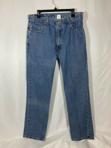 vintage levis 505 made in usa 34x30