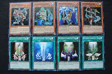 Guardian deck set (Shooting Star Bow Ceal, Twin Swords of Flashing Light Tryce)