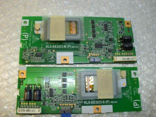 LG Philips   Inverter Board 6632L-0272A//6632L-0273A