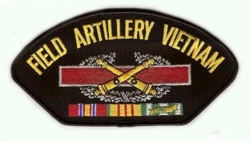 Field Artillery Vietnam Hat Patch