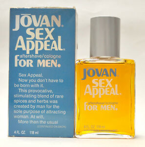 Jovan Sex Appeal After Shave 43