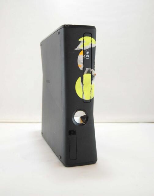 Microsoft Xbox 360 S Model 1439 Slim 250gb Video Game ...