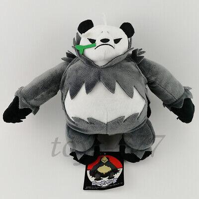 """Pangoro Daunting Pokemon Plush Toy Goronda Panda Pokedoll Stuffed Animal 11/"""""""