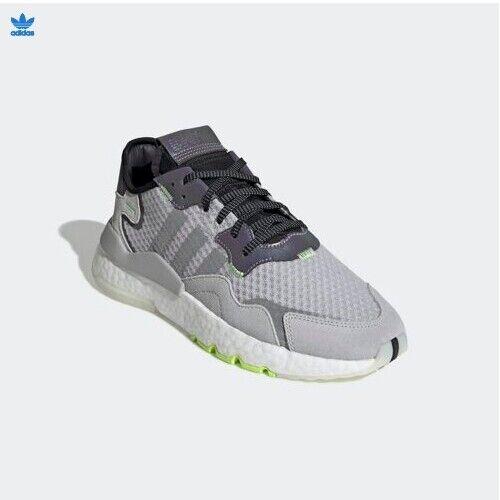 Adidas Men's Originals Nite Jogger Athletic scarpe scarpe da  ginnastica - grigio  Volta (EF539)  l'intera rete più bassa