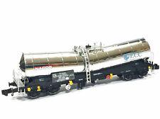 Modellbahn Union 3332021 - Güterwagen Knickkesselwagen Zafns Nacco/ECC - Spur N