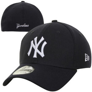 low priced c9aef 28d0a Image is loading New-York-Yankees-New-Era-MLB-39THIRTY-Team-