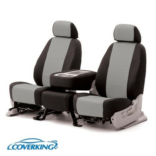 Choose Color Coverking Custom Front Row Seat Covers Spacer Mesh