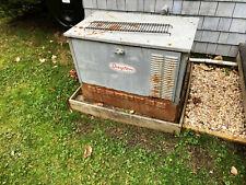 Dayton 5kw Home Standby Generator Model 4w166e