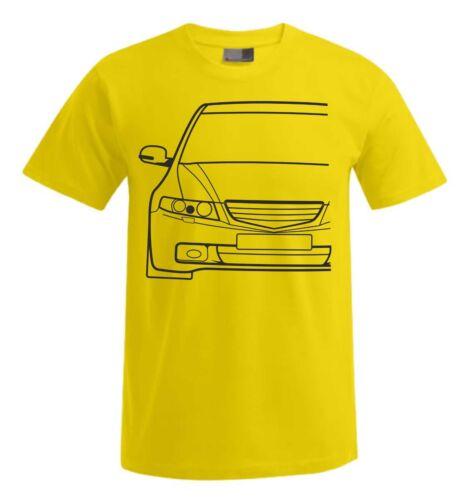 Honda Accord 7 T-Shirt