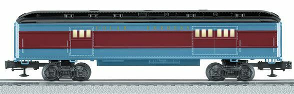 LIONEL polar express baby madision baggage car