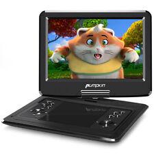 13 Tragbarer DVD Player Fernseher Batterie HDMI-in USB/SD AV IN/OUT Video 1080P