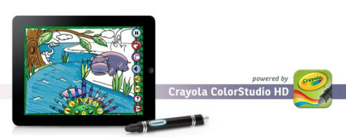 Griffin Crayola Color Studio HD iMarker Digital Stylus Pen for iPad Tablets