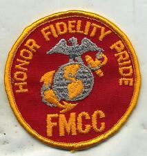 US Marines FMCC Force Movement Control Center Color Patch
