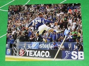 Leicester-City-Paul-Gallagher-Signed-Spectacular-Goal-Celebration-Photograph