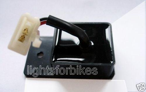 LED Relé de intermitencia, relé electrónicamente, KAWASAKI ZR7/zr-7, electrónica