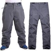 Outdoor Waterproof Men's Snowboard Ski Pants Warm Thicken Trousers Hiking Pants