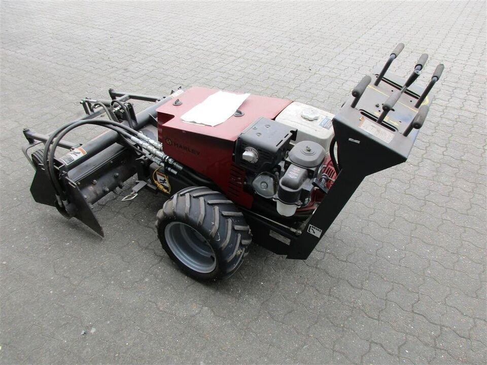 Power Box Rake, Harley HPU-13