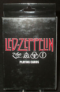 Led-Zeppelin-Deck-Of-Cards-New-Unopened