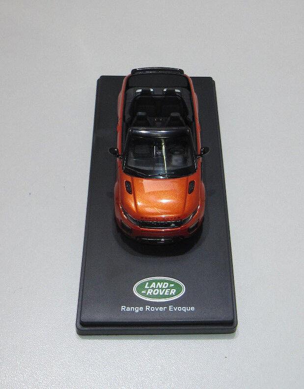 Original Range Rover Evoque Evoque Evoque maqueta de coche converdeible phoenix naranja 1 43 51 LDDC 008ory e85f91