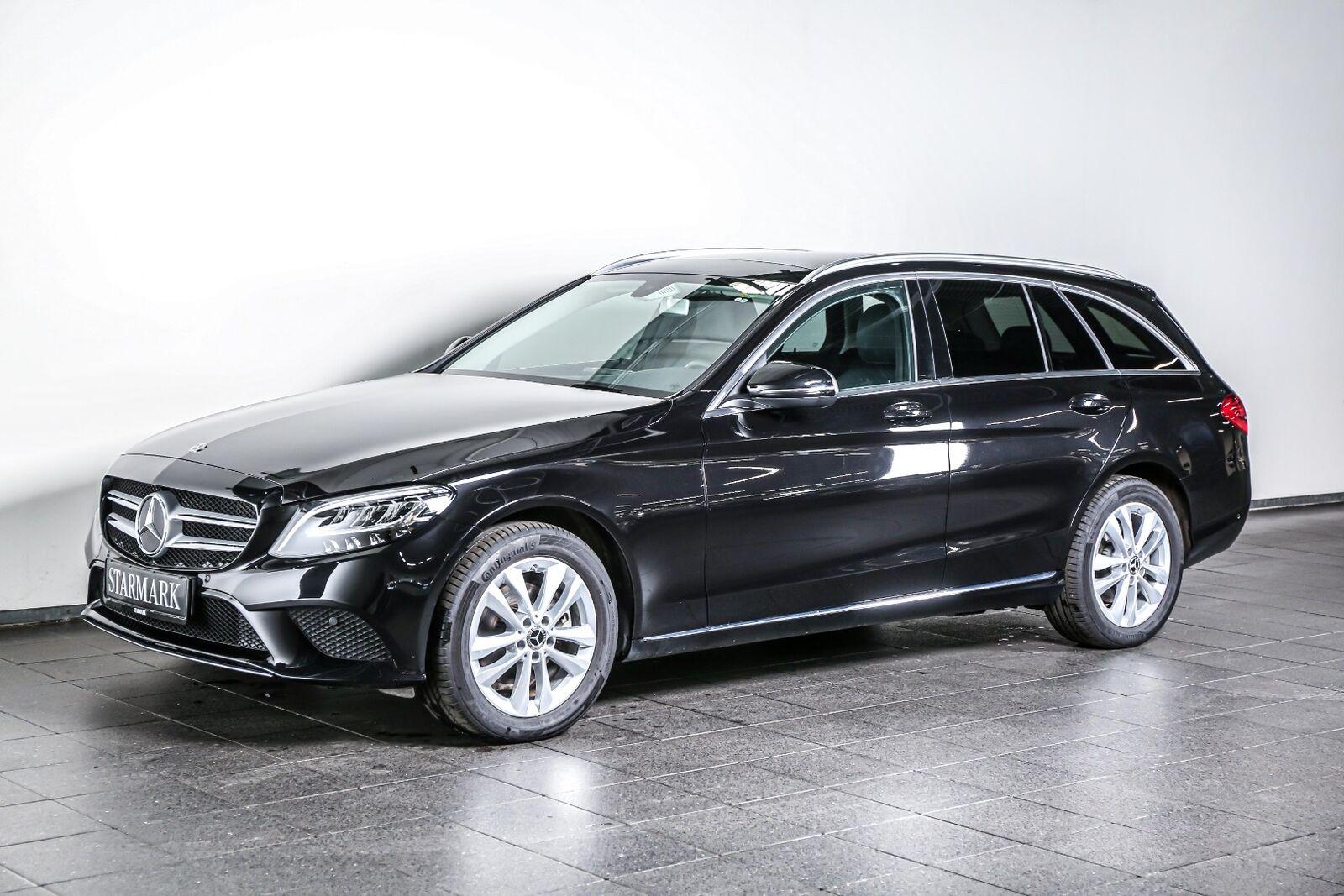 Mercedes-Benz C220 d 2,0 Avantgarde stc. aut. 4-M
