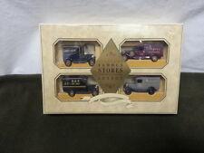 LLedo Models of Famous Stores of London, Set LS 2004