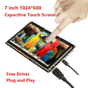7-inch-1024-600-Capacitive-Touch-Screen-HDMI-TFT-LCD-Display-for-Raspberry-Pi-4B