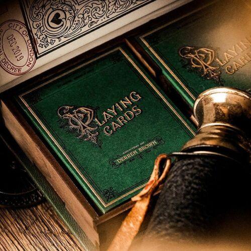 Derren Brown Playing Cards by theory11 Poker Spielkarten Cardistry