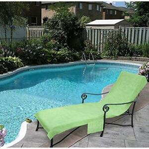 Strange Details About Pool Side 100 Cotton Cover For Lounge Chair Ncnpc Chair Design For Home Ncnpcorg